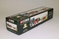 Corgi 11601; ERF KV; Low Loader, Eddie Stobart