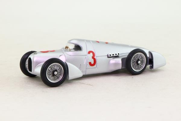 Brumm R107; Auto Union Rekordwagen; 1935: Avus Rennen; Bernd Rosemeyer; RN3