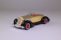 Models of Yesteryear Y-19/1; 1936 Auburn Speedster 851; Beige, Cream, Brown