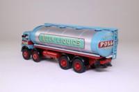 Corgi Classics 97162; Seddon Atkinson; 8 Wheel Rigid Elliptical Tanker, Pollock of Musselburgh