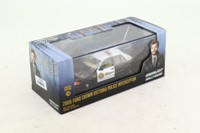 Greenlight 86525; 2005 Ford Crown Victoria; Once Upon a Time, Storybrooke Sheriff Cruiser