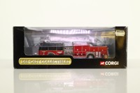 Corgi 54903; Emergency One Fire Truck; 75ft Ladder, Bartlett, Illinois