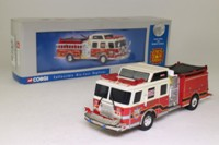 Corgi 54704; Emergency One Fire Truck; Side Mount Pumper; Shippensburg Fire Dept