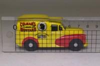 Corgi 96847; Morris Minor Van; Colmans Mustard