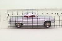 Atlas Dinky Toys 549; Borgward Isabella Coupe; Metallic Silver