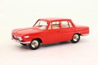 Dinky Toys 534; 1962 BMW 1500 Sedan; Red
