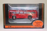 EFE 23309; AEC RF Class Bus; London Transport; Rt 206 Claygate, Holroyd Rd, Imber Court, Esher