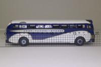 Corgi 53901; Yellow Coach 743; Union Pacific; Chicago & Northwestern States, Omaha