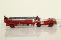 Corgi 97324; American La France Aerial Rescue Truck; Orlando, Open Cab