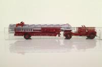 Corgi US52507; Seagrave Anniversary; Artic Aerial Ladder; Boston MA