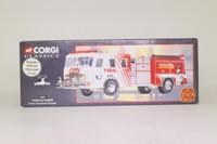Corgi Classics 54801; Emergency One Fire Truck; Top Mount Pumper; Fishers Fire Dept