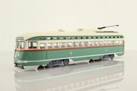 Corgi US55027; PCC Streetcar; CSL Chicago Surface lines; 49 Western