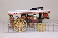 Corgi CC20105; Fowler B6 Steam Engine; Showman's Engine, King Carnival II, Frank Lythgoe, Warburton