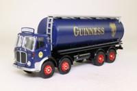 Corgi 26701; AEC MkV Truck; 8 Wheel Rigid Tanker, Guinness