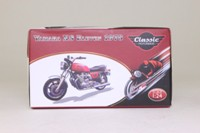 Atlas Editions 4 658 130; 1978 Yamaha XS Eleven Motorcycle; 750cc, Red