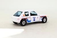 Corgi C399; Peugeot 205 Turbo 16; 1985 Monte Carlo Rally 3rd; Solonen & Harjanne; RN6