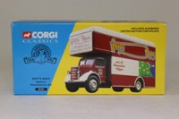 Corgi Classics 18301; Bedford O Series Pantechnicon; Watts Bros of Beverley Yorks, Removals
