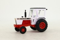 Corgi Toys 55; David Brown 1412 Tractor; White, Red Chassis
