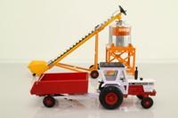 Corgi Toys GS42; Agricultural Set; David Brown Tractor & Trailer, Grain Auger & Silo