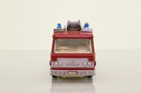Dinky Toys 266; ERF Fire Tender; Red, Silver Fittings & Ladder