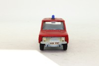 Dinky Toys 195; Range Rover; Fire Service, Red