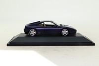 Herpa 010115; 1989 Ferrari 348 tb; Midnight Blue, KART 2000 Promo