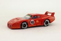 Matchbox King Size K-3/6; Ferrari 512BB; SP4 European University, RN46