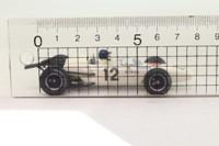 Quartzo 4094; Honda RA272E Formula 1; 1965 Mexican GP 5th; Ronnie Bucknum; RN12
