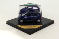 Vitesse 035M; Renault Twingo; Decouvrable Ouvert, Blue Methyl