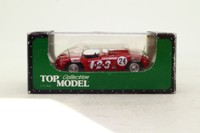 Top Model TMC032; Ferrari 375 Plus MM; 1954 Carrera Panamericana 6th; Chinetti & Shakespeare; RN24