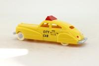 Dimestore Dreams 20070; 1930s US Taxi; Yellow, City Cab
