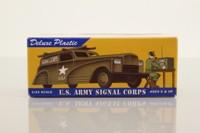 Dimestore Dreams 20056; Sedan Delivery; US Army Signal Corps