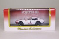 Kyosho 03032F; Toyota 2000GT; Fuji 24 Hours, RN1