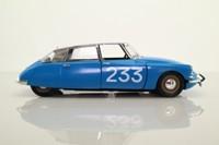 Solido 8034; Citroen DS Rallye; 1963 Monte Carlo Rally 2nd; Toivonen & Anssi; RN233