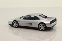 Herpa 012027; 1989 Ferrari 348 TB; Silver, Self-Assembly Kit