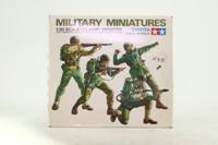 Tamiya 3513; Military Miniatures; US Army Infantry Kit