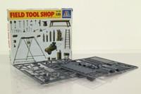 Italeri 419; Field Tool Shop; Plastic Self-Build Kit