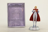 Eaglemoss BFL2611; DC Comics Figurines; Powergirl