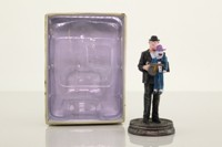 Eaglemoss BDV6503; DC Comics Figurine; Ventriloquist & Scar Face