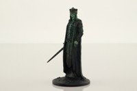 Eaglemoss; Lord of the Rings Figurine; King of the Dead