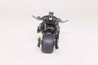 Eaglemoss #11; Batcycle; The Dark Knight Movie