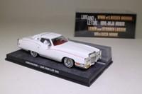 James Bond, Cadillac Corvorado; Live & Let Die; Universal Hobbies