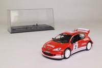 DeAgostini; Peugeot 206 WRC; 2003 Monte Carlo Rally 5th ; Burns & Reid; RN2