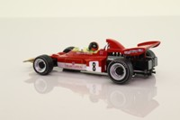 IXO; Lotus 72D Formula 1; 1972 German GP DNF; Emerson Fittipaldi; RN8