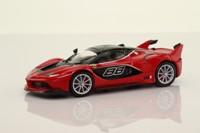 Altaya; 2014 Ferrari FXX-K; Rosso Corsa & Black