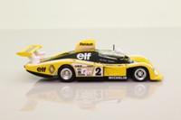IXO; Renault Alpine A442B; 1978 24h Le Mans 1st; Pironi & Jaussaud; RN2