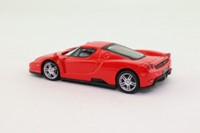 Panini; 2002 Ferrari Enzo; Red
