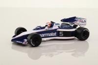 IXO; Brabham BT52B Formula 1; 1983 Europe GP 1st; Nelson Piquet; RN5