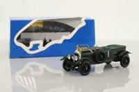IXO LM1929; Bentley Speed Six; 1929 24h Le Mans 1st; Barnato & Birkin; RN1