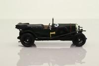 IXO LM1927; Bentley 3 Litre; 1927 24h Le Mans 1st; Davis & Benjafield; RN3